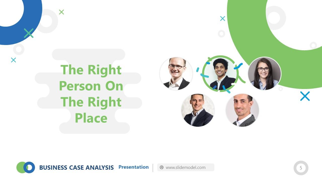 Business Case Team Template