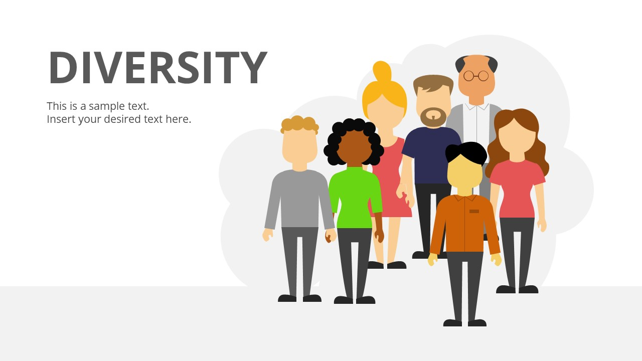 Character Diversity Presentation Slides