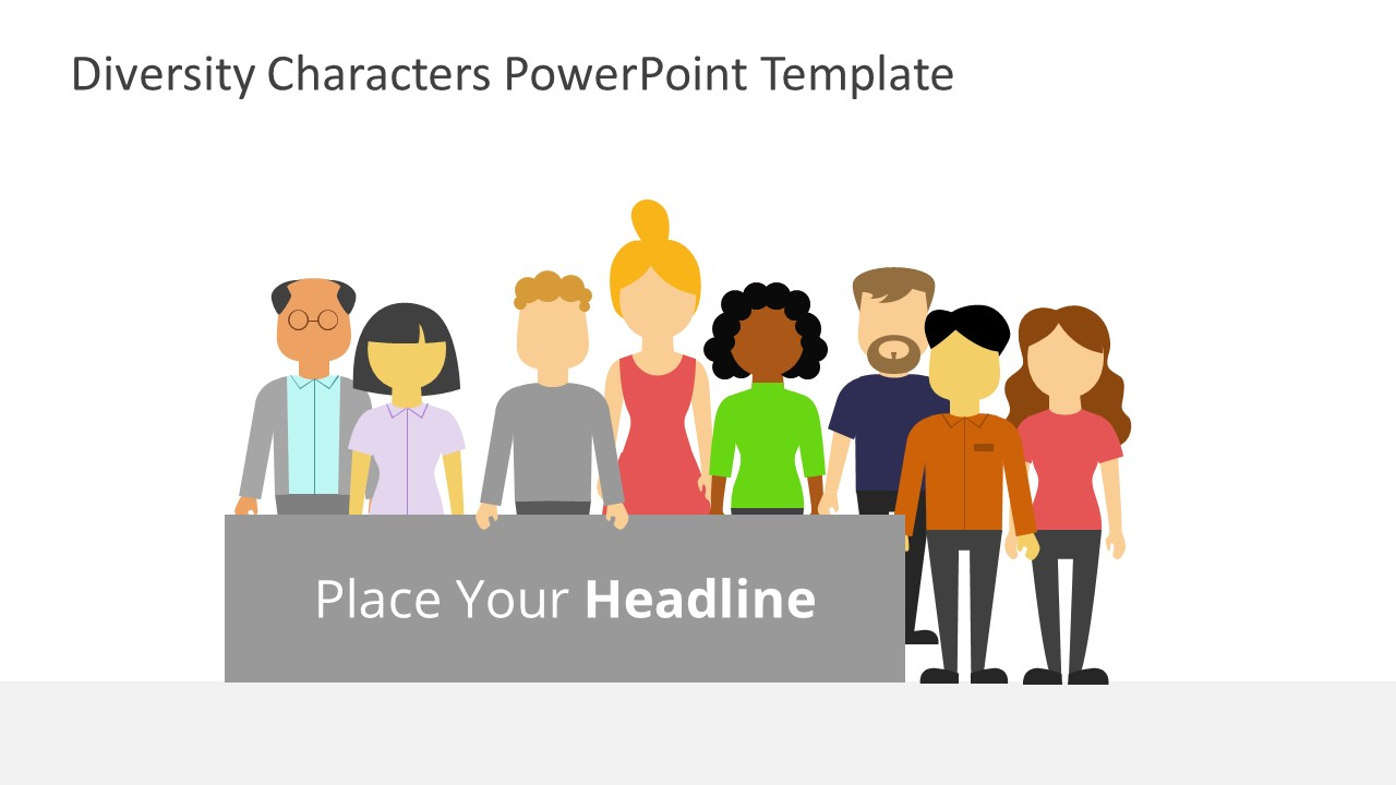Diversity in Workplace Template