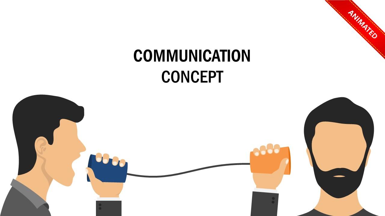 Presentation of Communication Technology