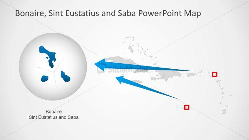 Presentation of Bonaire Sint Eustatius and Saba
