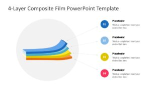 4-Layer Composite Film PowerPoint Template