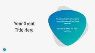 Business Slide Deck for Sales