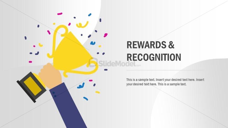 Employee Recognition Trophy Metaphor