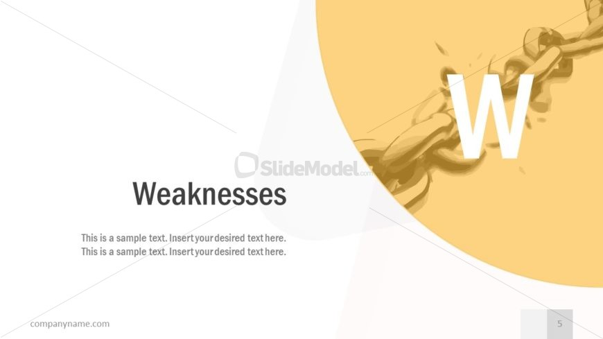 Pitch Slide Deck Weaknesses Layout