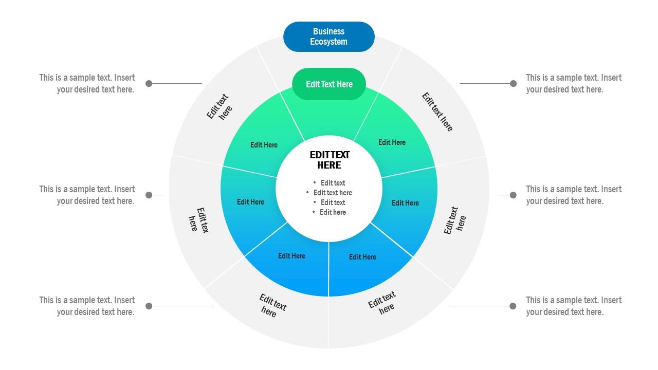 Presentation of Infographic Process Flow
