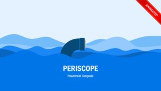Animated Periscope PowerPoint Shape