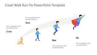 Editable Illustrations Diagram PowerPoint