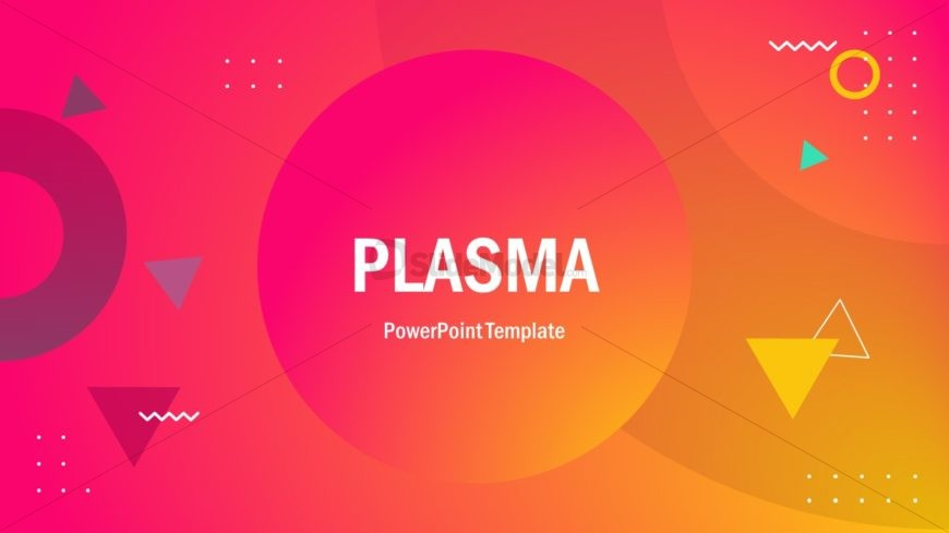 Plasma PowerPoint Infographic Design