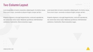 PowerPoint Plasma Template Slide