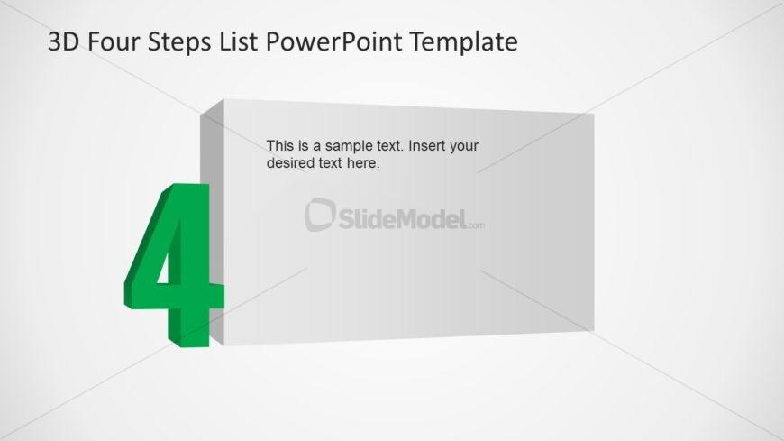 Presentation Design for 4th Step
