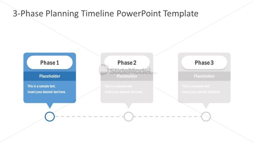 3 Phase Timeline and Planning Template