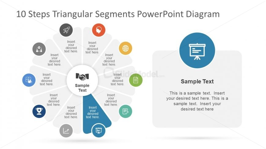 Step 5 of Process Cycle Diagram Template