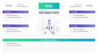 One-Page Business Plan PowerPoint Template