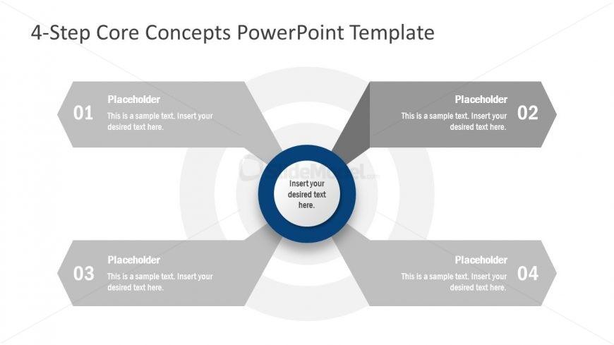 Chevron Arrow PowerPoint Diagram