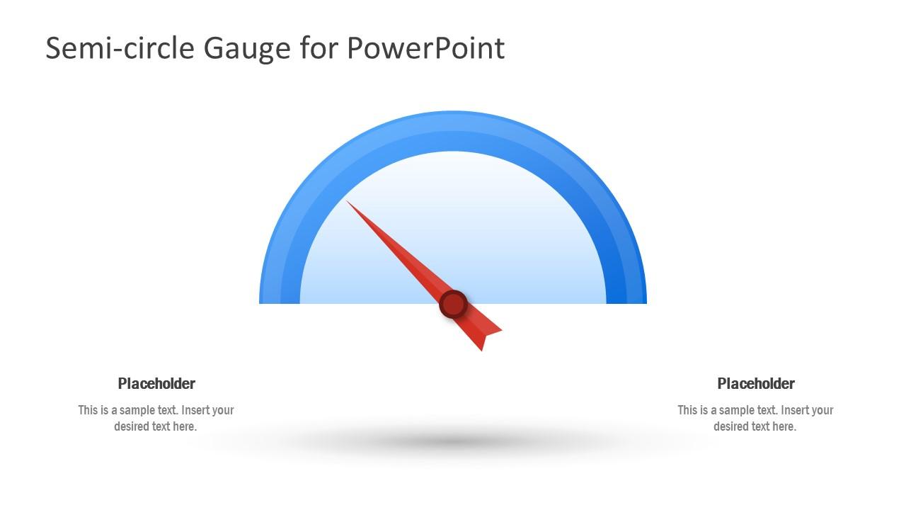 Diagram of Speedometer Gauge Template