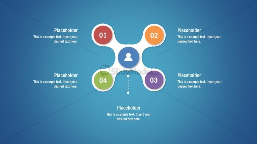 R&D PowerPoint Tree Diagram