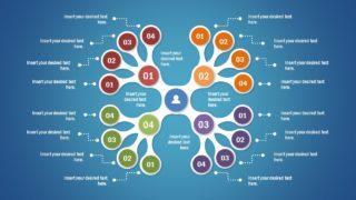 Infographic Fidget Spinner Presentation