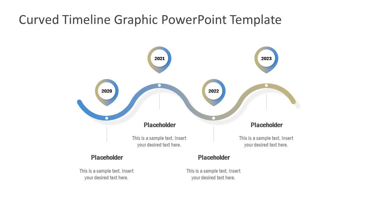 4 Item Timeline Roadmap