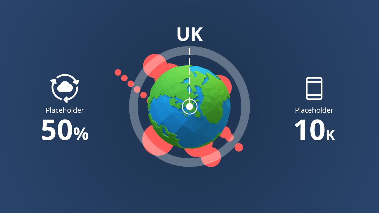 Globe Concept Animated Template