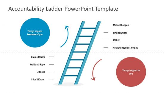 Ladder Powerpoint Templates
