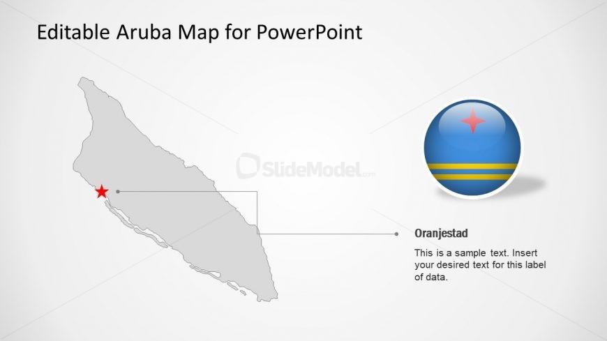 Presentation of Aruba Map