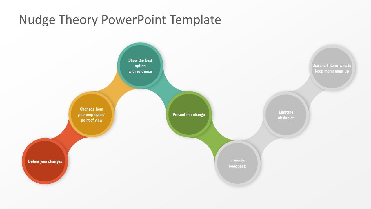 PowerPoint 7 Steps Process Diagram