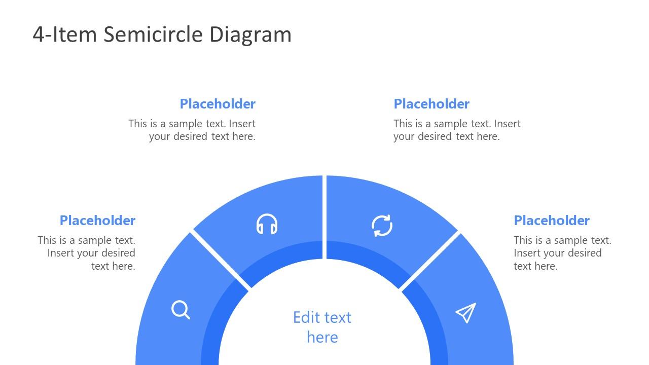 4 Steps PowerPoint Diagram