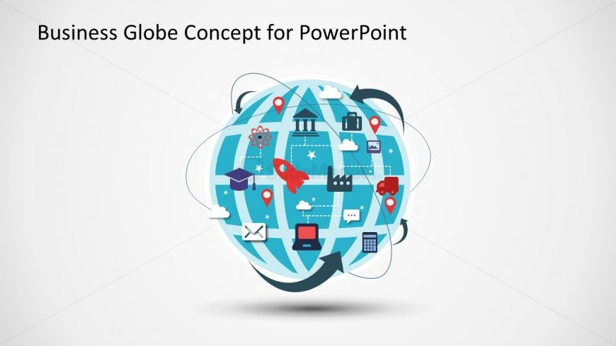 Creative PowerPoint Shapes and Icons