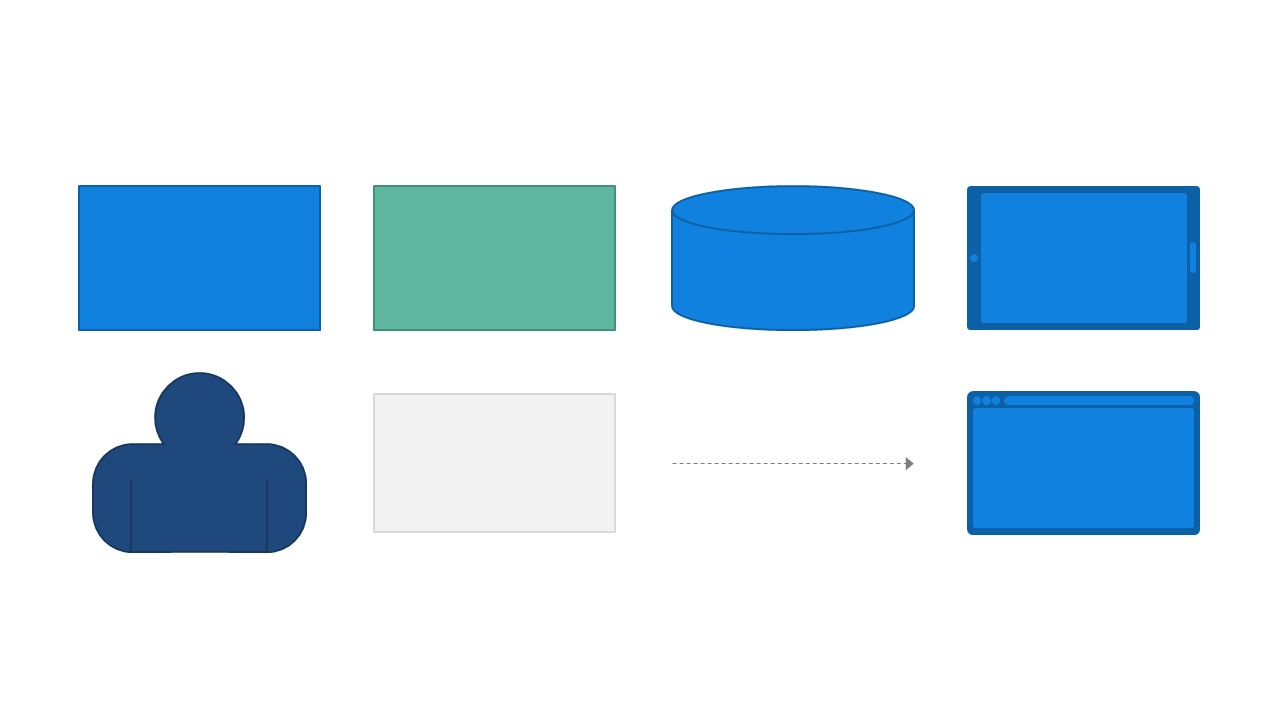 C4 Model Diagram Template