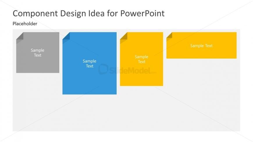 Slide of Component Design Architecture