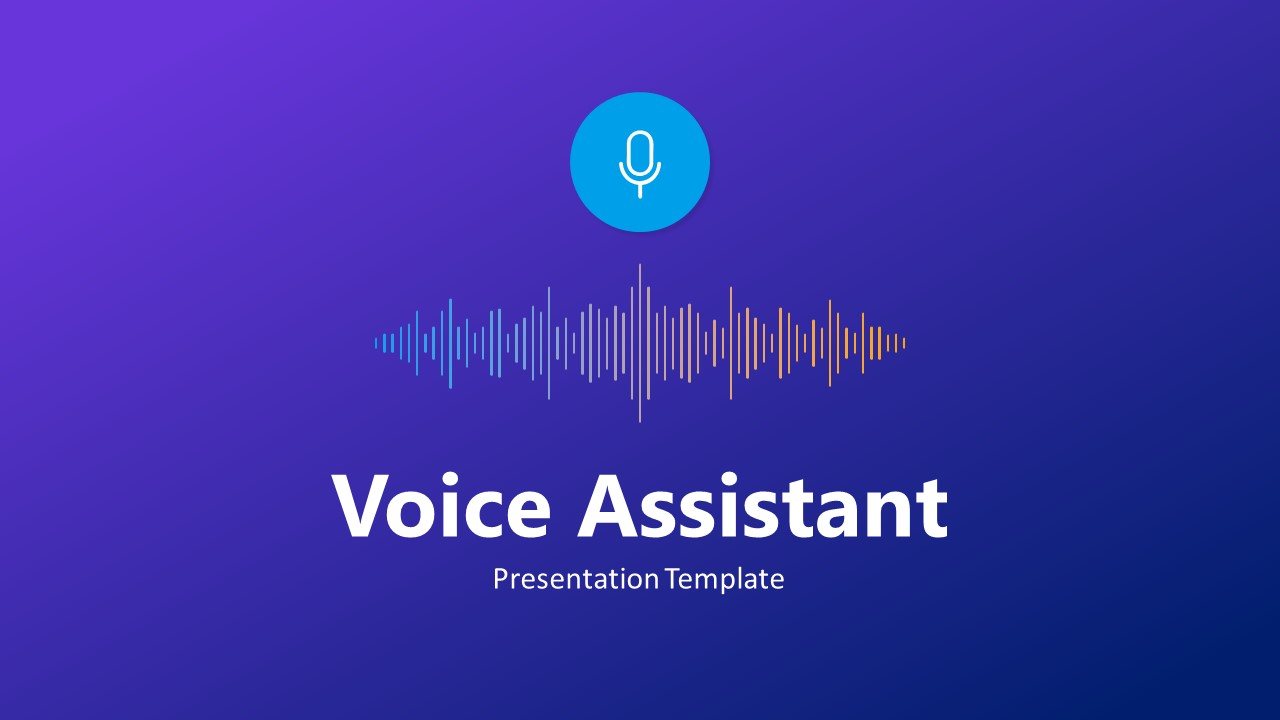 Voice Assistant Voice Recognition