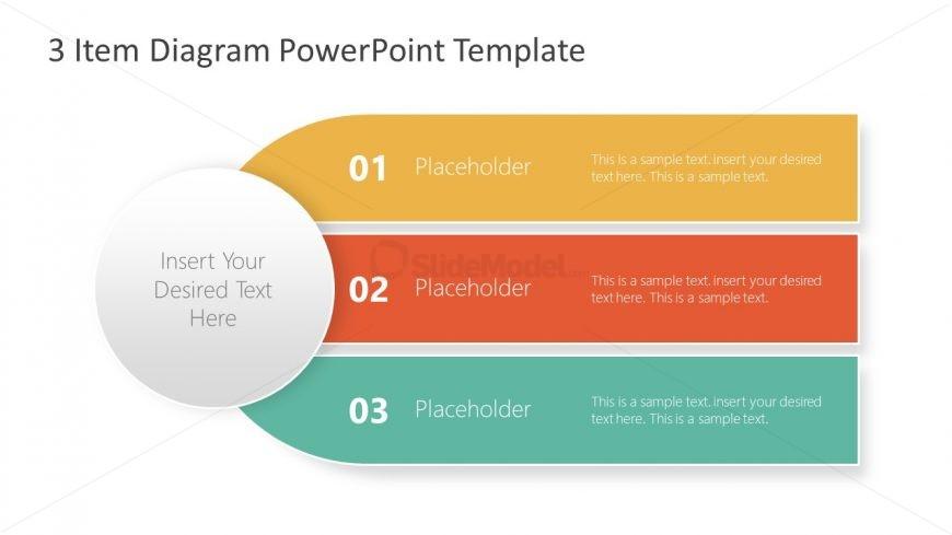 3 Items Diagram Agenda