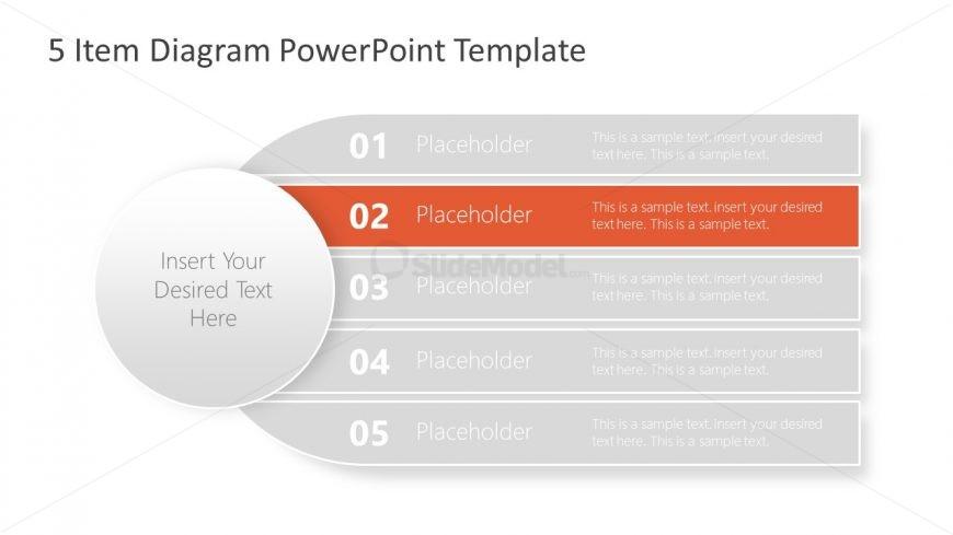 5 Items Agenda Presentation