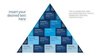 Presentation of Horizontal and Vertical Pyramid