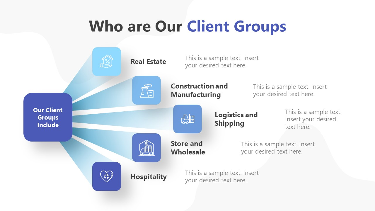 Presentation for Client Group in Brand Marketing