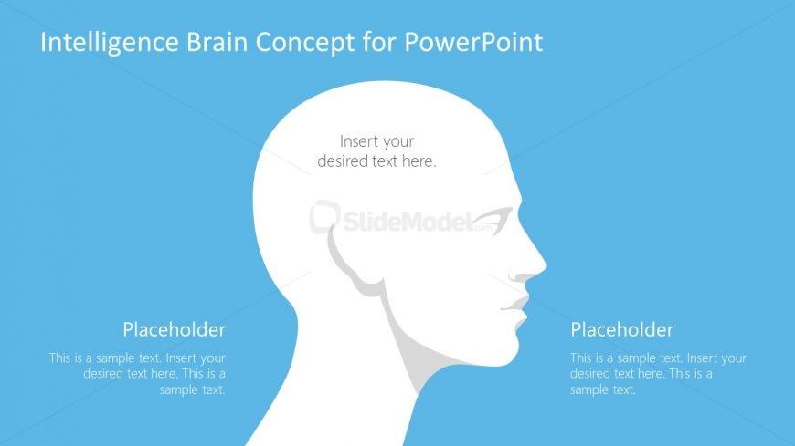 Presentation of Human Head Intelligence Concepts