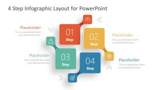 Process Cycle PowerPoint Diagram