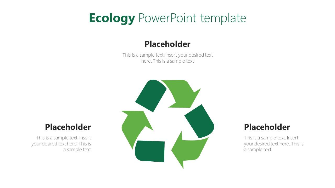 Eco-Friendly Shape PowerPoint