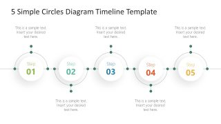 PowerPoint Timeline Infographic Template