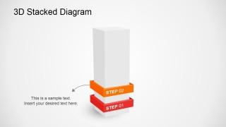 3D Templates PowerPoint Process Models
