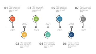 Infographic Timeline and Planning Template