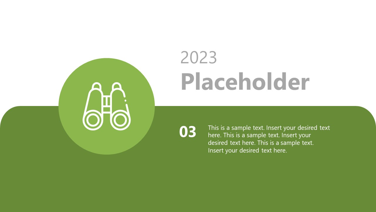 PowerPoint Animated Timeline Template Step 3