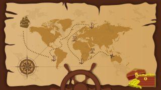 Scavenger Hunt Presentation Map