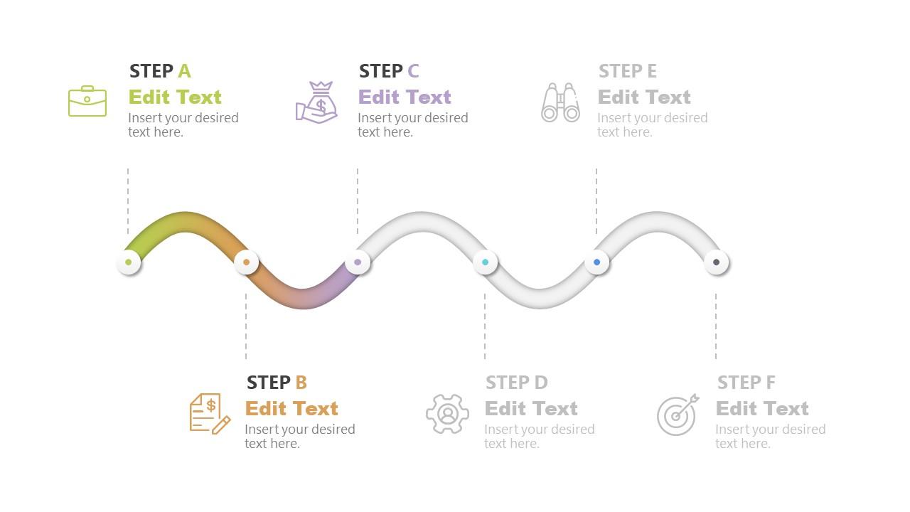 Gradient Snake Concept Diagram Step 3