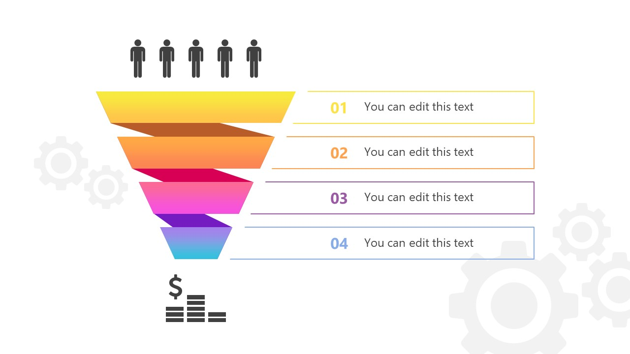 AIDA Sales Funnel Template