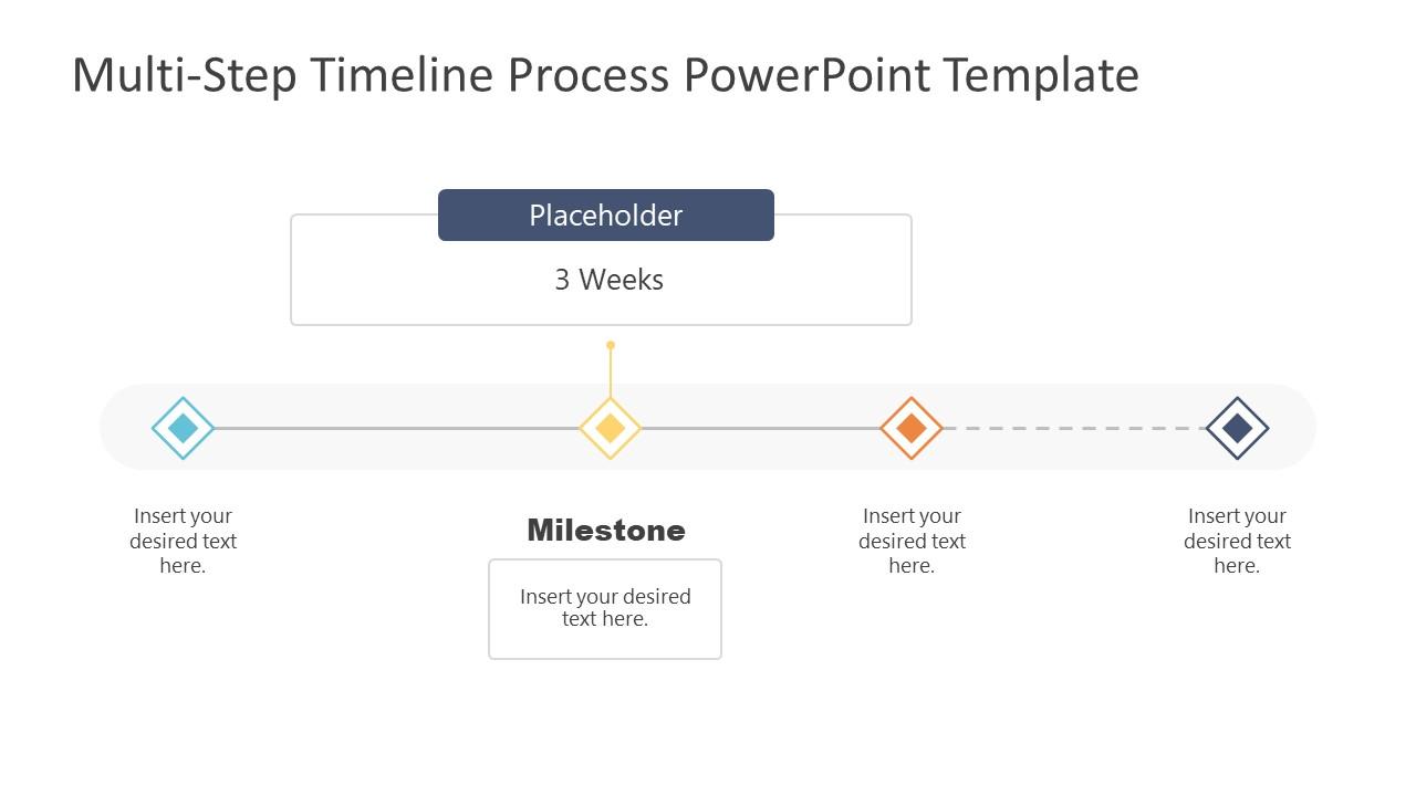 3 Week Timeline PowerPoint Design