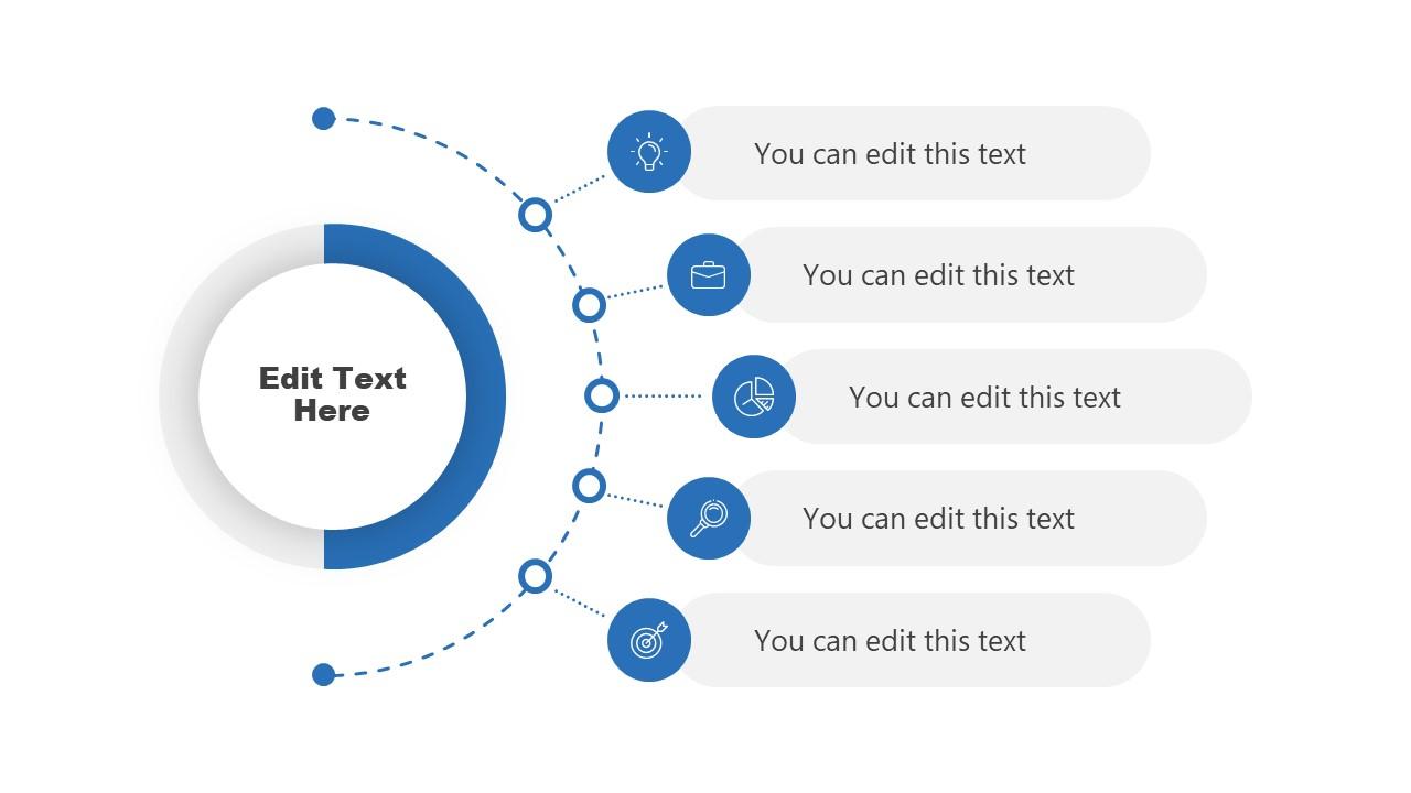 Simple Diagram of Agenda Template