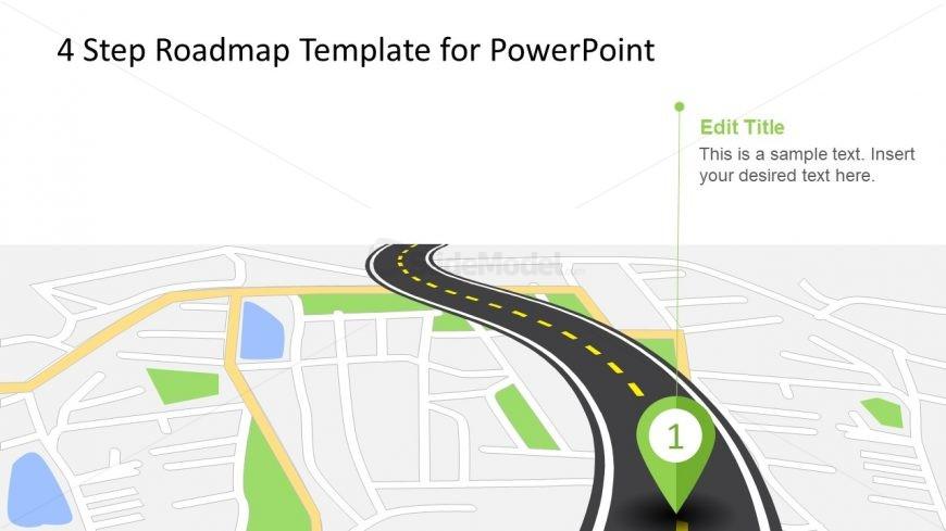 Template Design 4 Steps Design