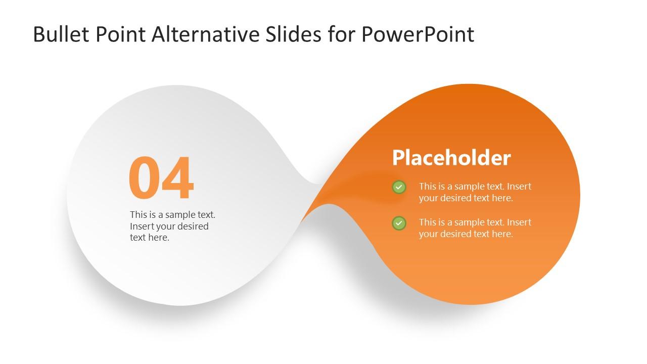PowerPoint Step 4 Bullet Points Alternative